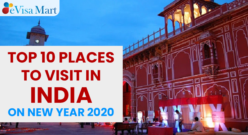 top to New Year Destination In India, Top 10 Places to Visit in India On New Year 2020