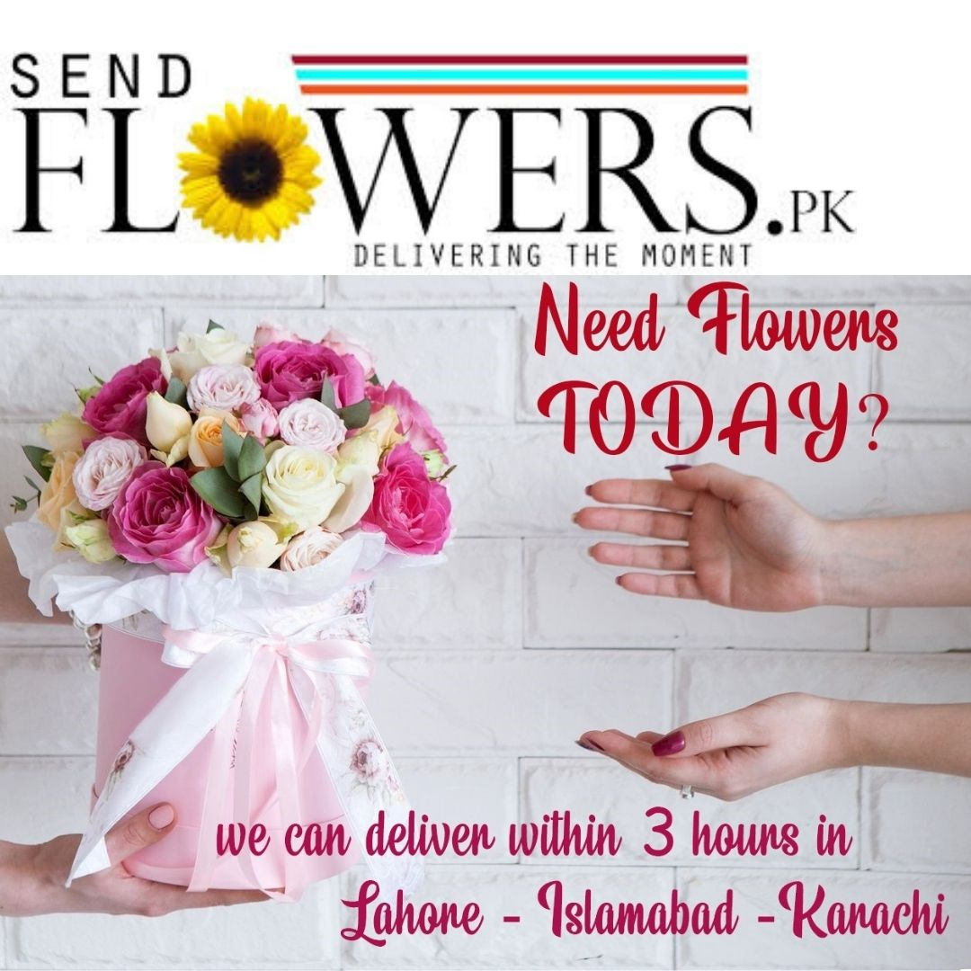 , How to Send Flowers to Pakistan