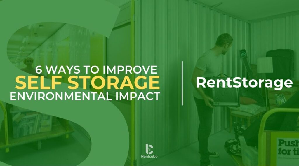 6 Ways to Improve Storage Facility Environmental Impact