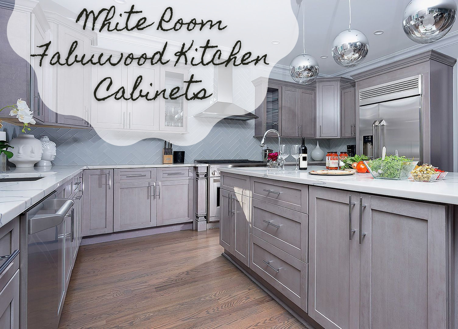 Fabuwood Kitchen Cabinets, Tips On Selecting White Room Fabuwood Kitchen Cabinets: