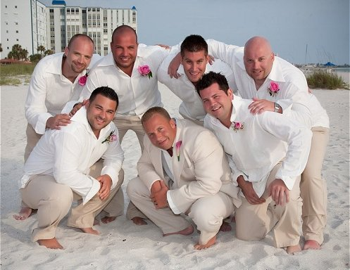 Beach Wedding Suits: Tips To Stay Cool & Look Good