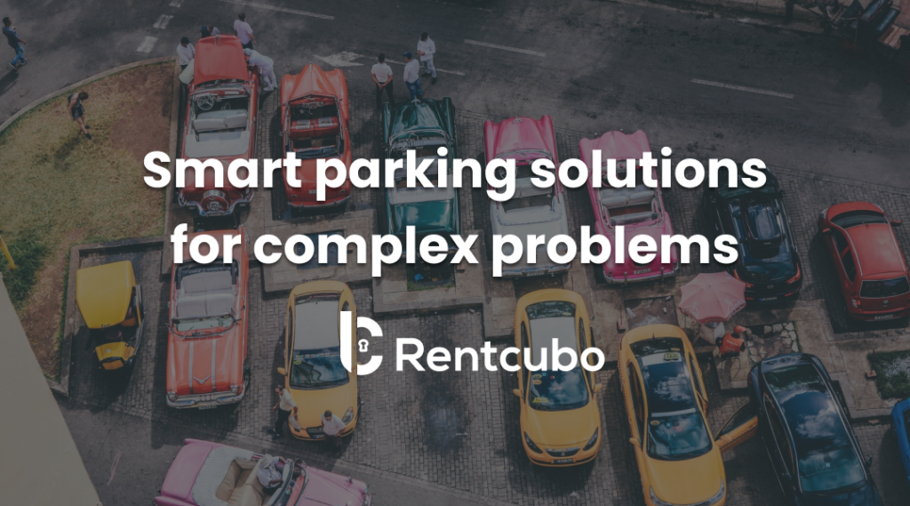 Smart Parking Solutions for Complex Problems