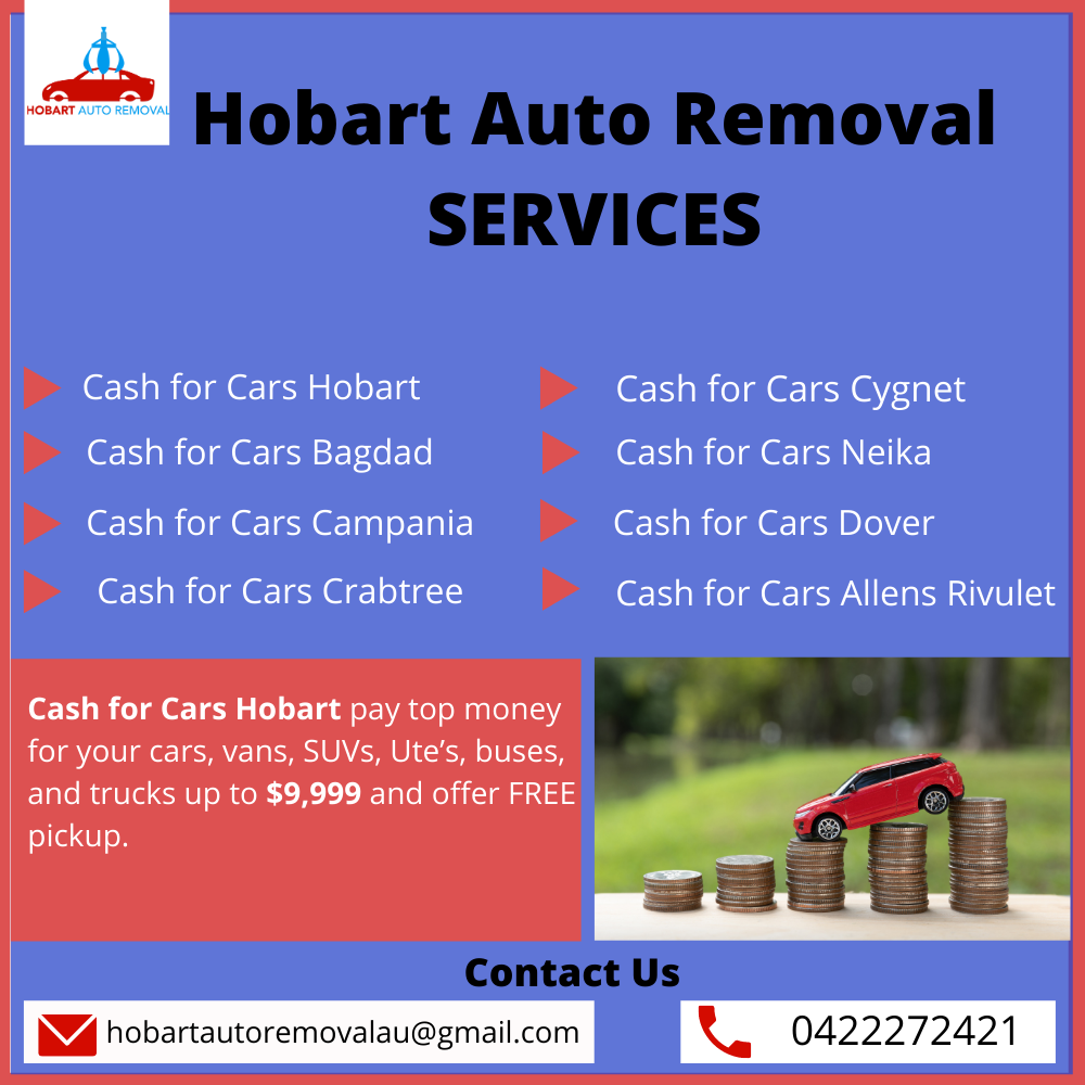 Cash for cars Hobart, Australia's 6 Most Popular Used vehicles