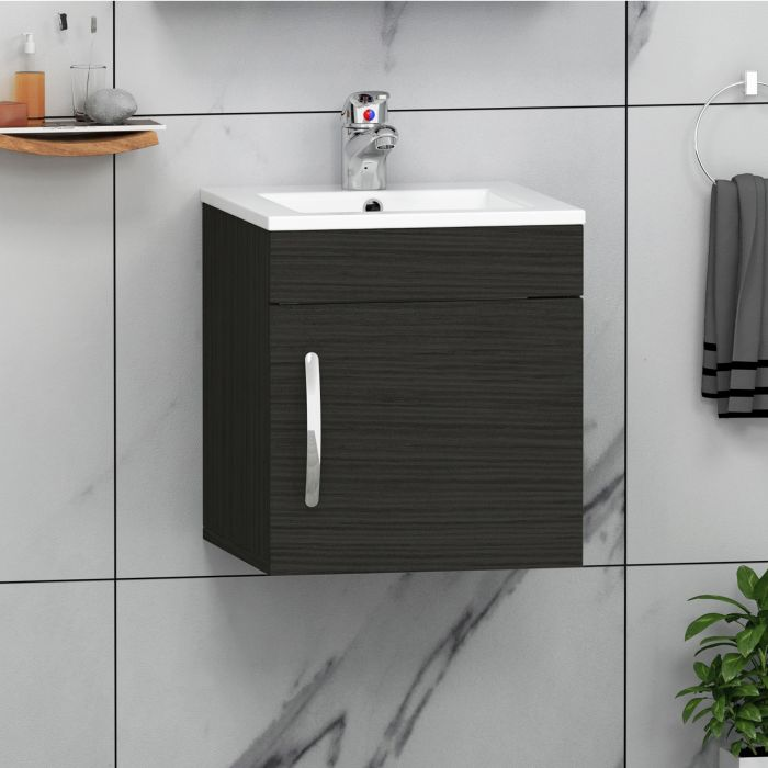 Choosing a small sink unit with water filters in bathroom