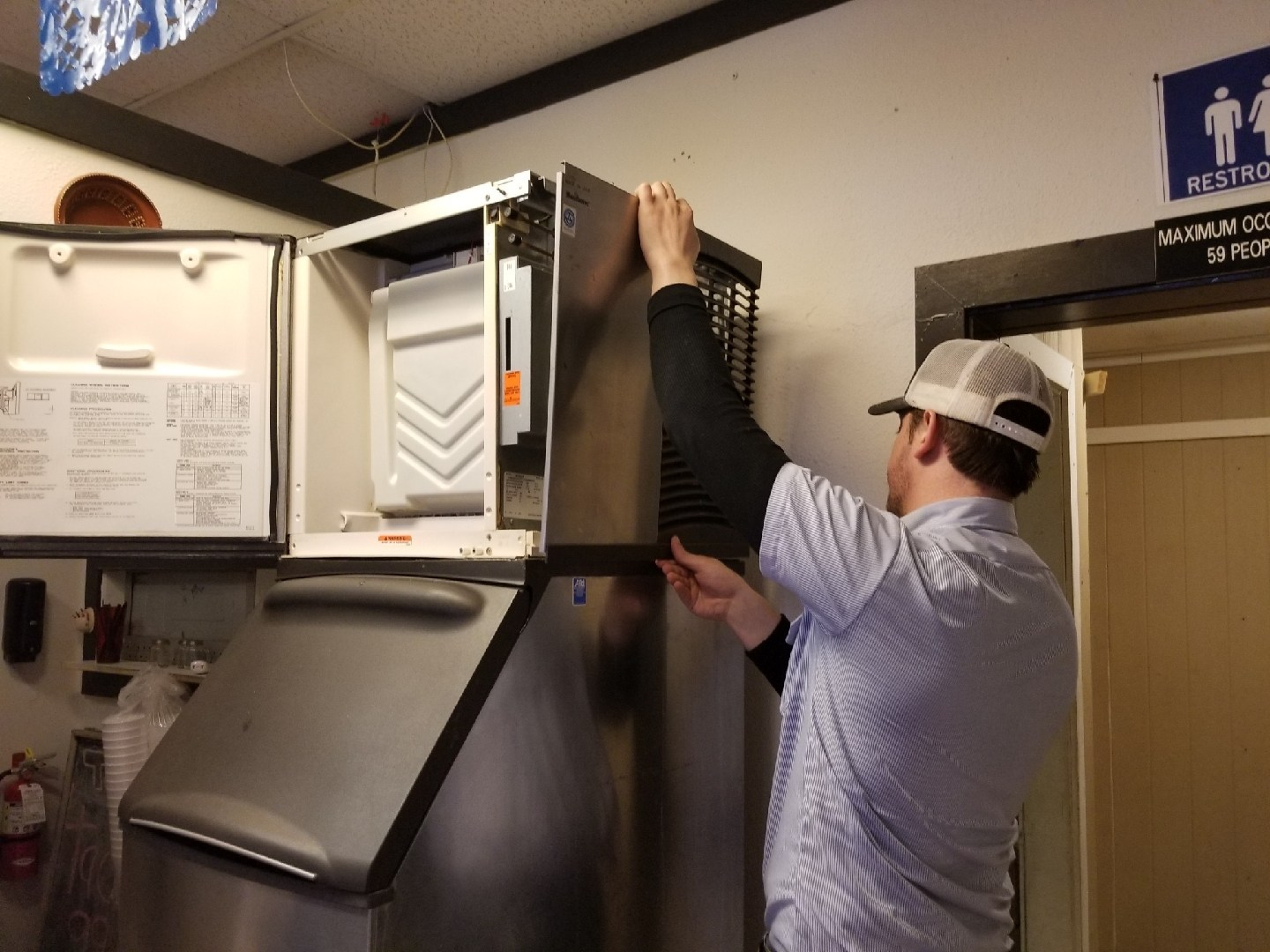Commercial Ice Machine Repair near Me, Commercial Ice Machine Repair Near Me – Services the Company Provides