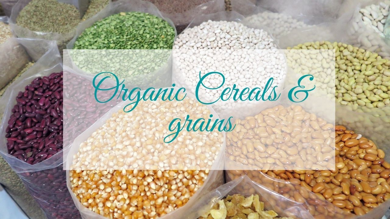 , Buy Organic Cereals As a Healthy Diet