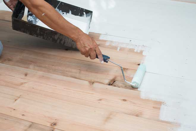 How to Prep a Room for Painting and Interior Painting