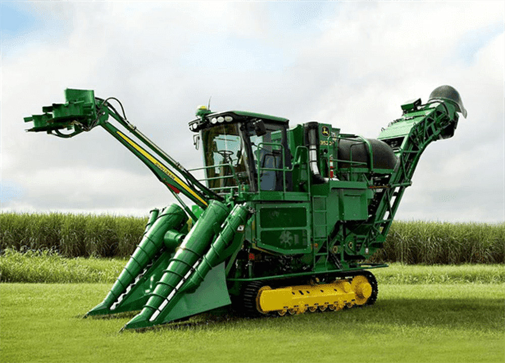 , What is Sugarcane Harvester ?