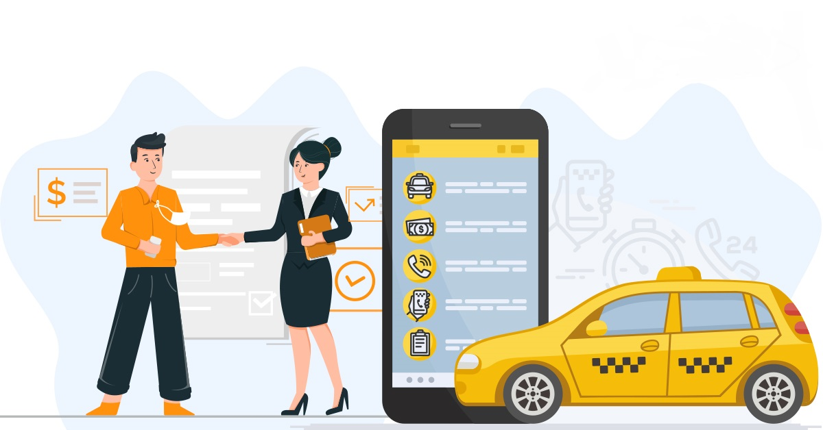 uber clone, Uber Clone & Why Every Taxi Business is Shifting on App-Based Business Approach