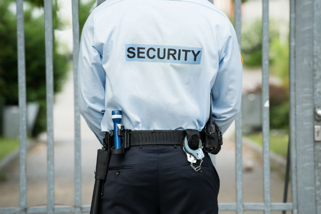 unarmed security guard, Responsibilities of the Unarmed Security Guard