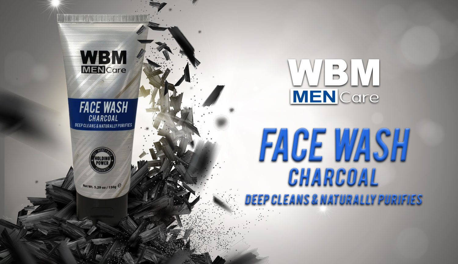 SkinCare Products, WBM Skincare Products for Men in Pakistan