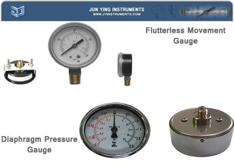 Bimetallic thermometers and their mode of operation