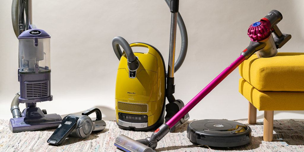 Forms of Vacuum Cleaners