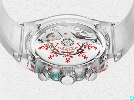 New Sapphire Timepiece by AET REMOULD – Sapphire Daytona
