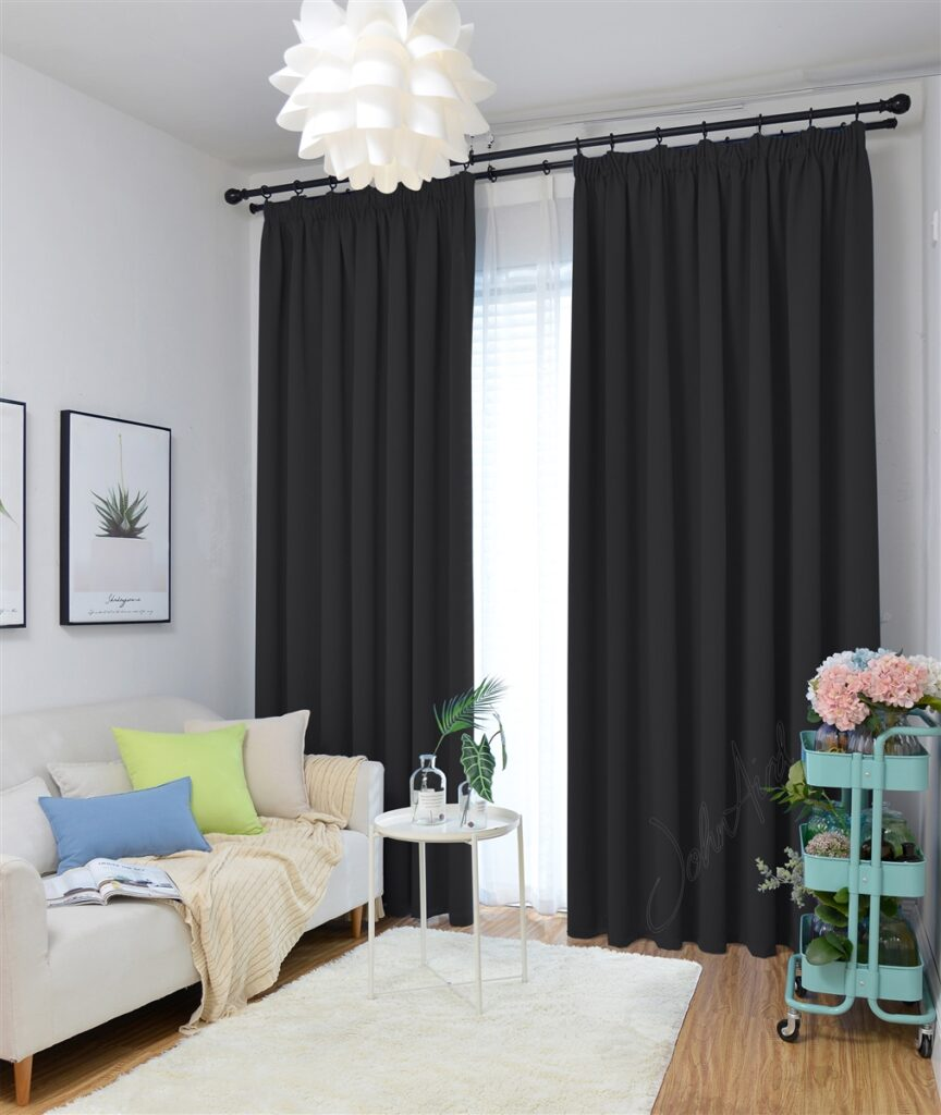 Selecting Fabric For Your Blackout Curtains