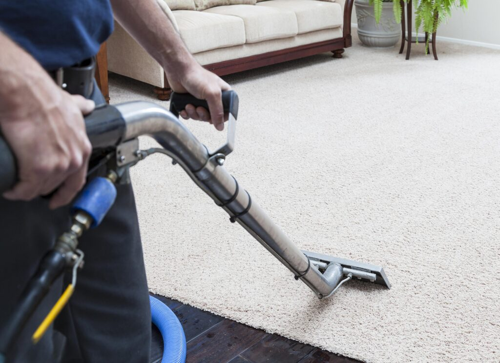 What Are the Benefits of Carpet Cleaning Nottingham?