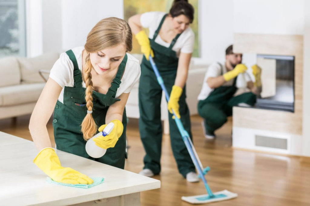 Hire Cleaning Company Near Me for Best Cleaning Services