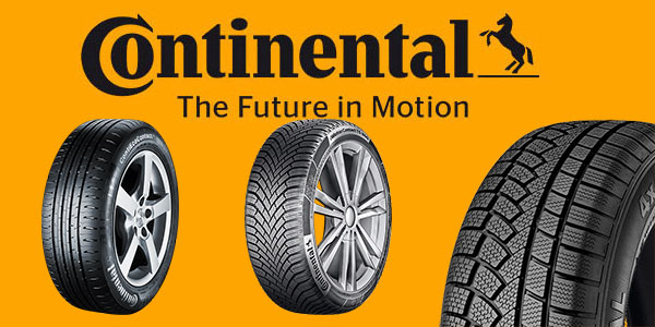 Why buy Continental tyres?