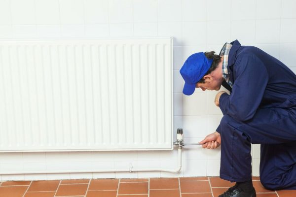 Heating and cooling installation near me