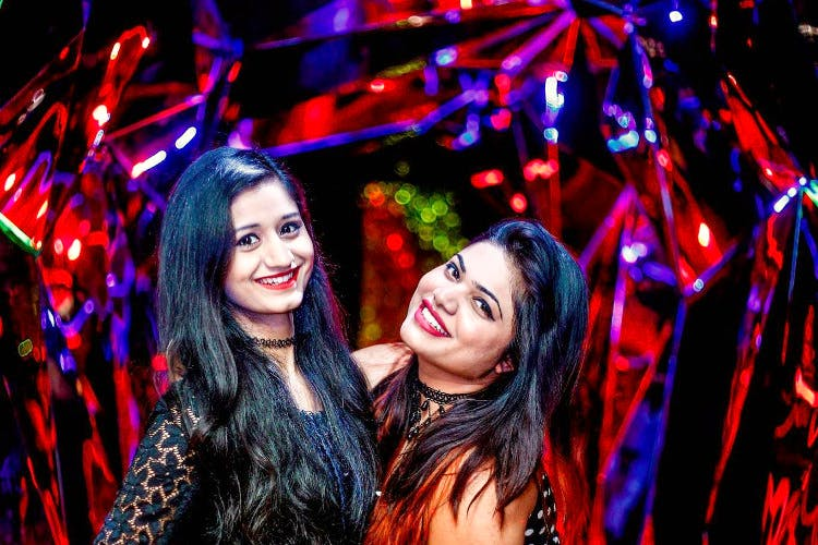 Find best Ladies night being organized in clubs in Hyderabad