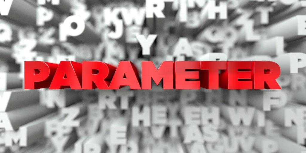 What is Parameter and its common factors with explanations:
