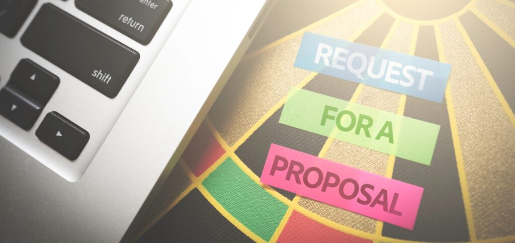 RFP's for marketing services