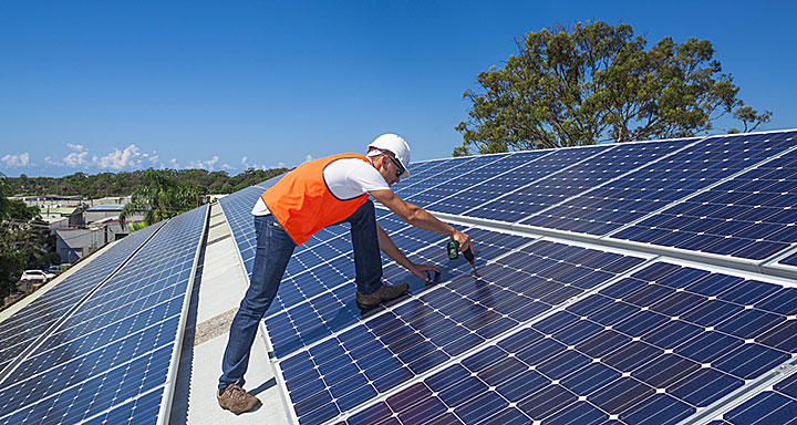Save Energy – Try The Residential Solar Panels in El Paso For Electricity Services Today!