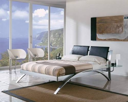 How To Buy Stylish Modern Steel Bed Designs.