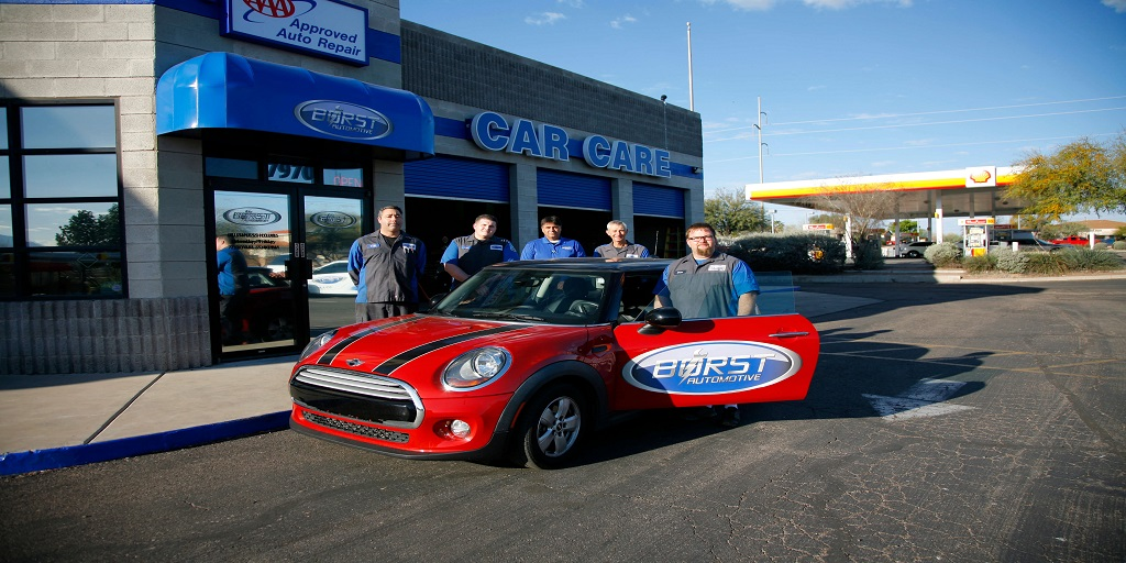 Borst Automotive Has You Covered for Car Repair in Tucson