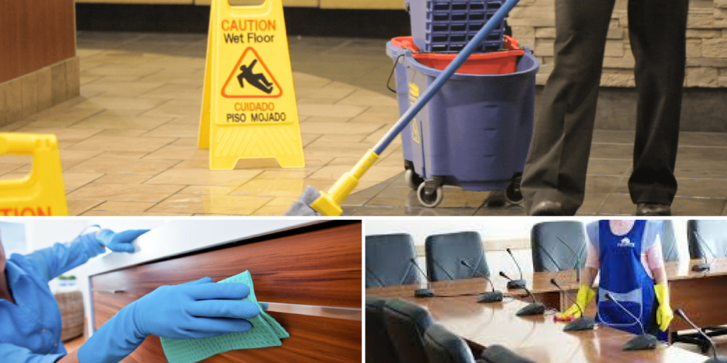 How Commercial Cleaning Services Prevent Pest infestation