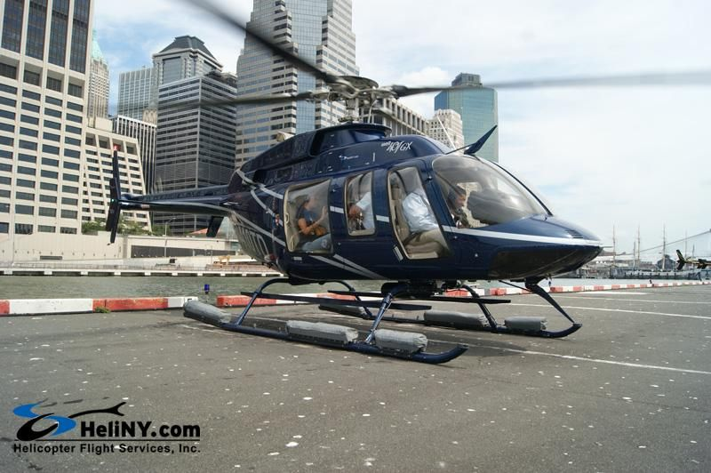 Luxurious Helicopter Ride for the Best View of Brooklyn