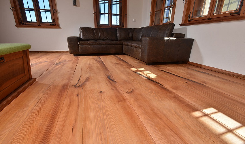 Why Bamboo Flooring That Is Becoming Popular In Recent Times?