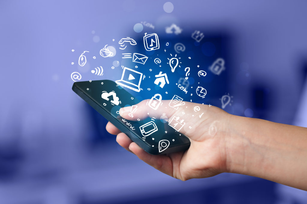 Importance of Mobile Applications in Daily Life