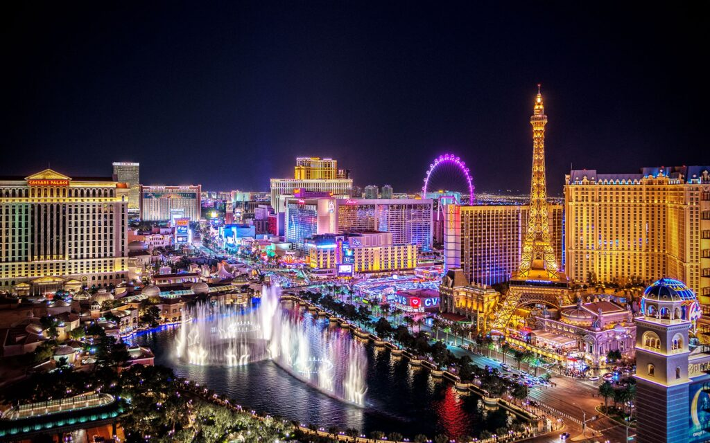 Las Vegas – Best Place to Spend Your Vacations