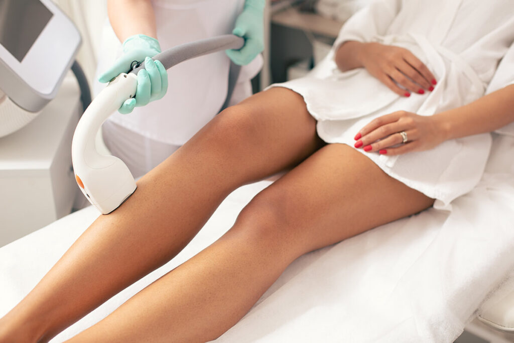 What Hurts More Laser or Waxing?