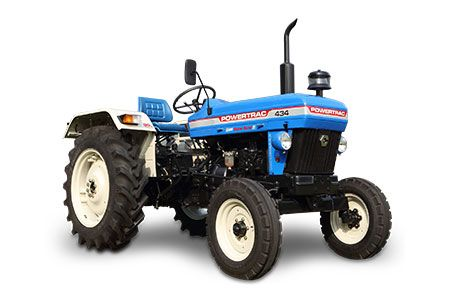 Why Powertrac 434 Tractor Model is The Best For Indian Farmers