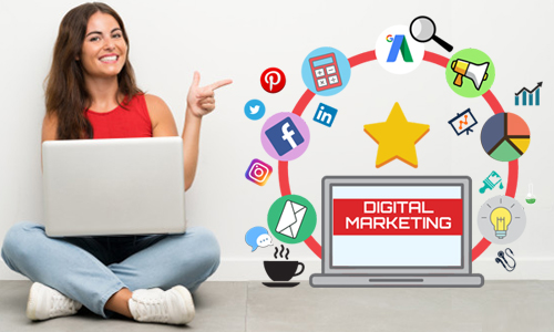 Accomplish Your Business Goals by Hiring Best Digital Marketing Company in India