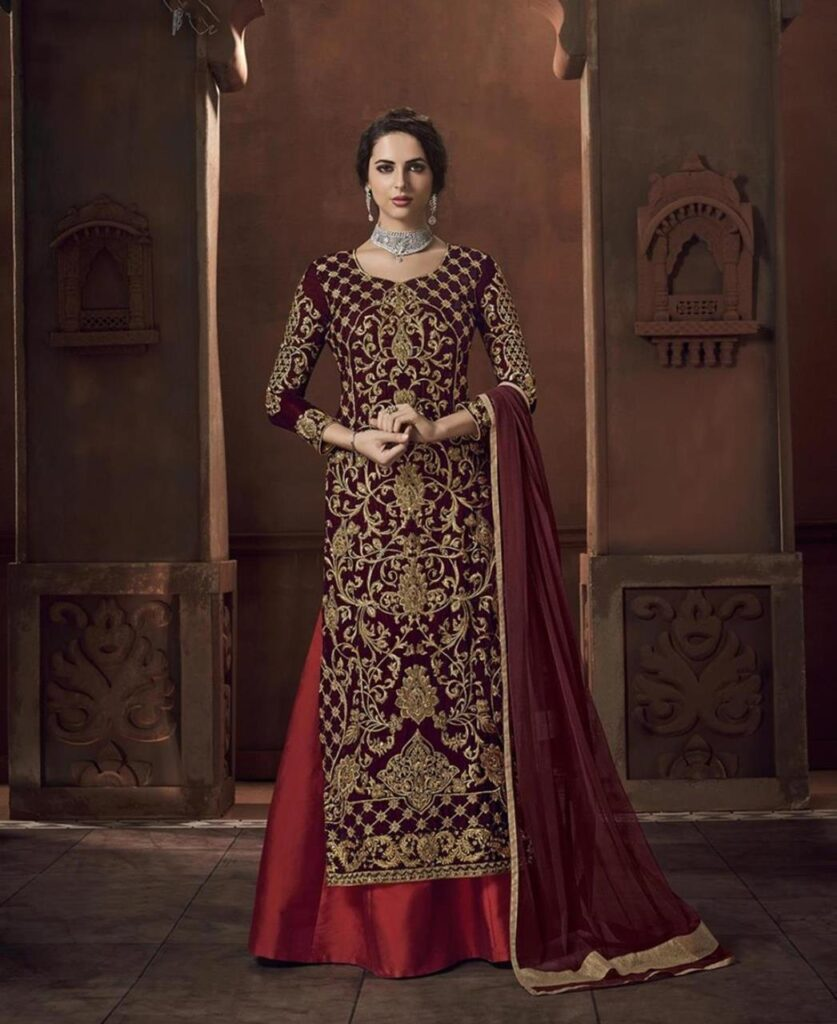 Palazzo Suits The In-Trend Indo Western Wear For The Modern Woman