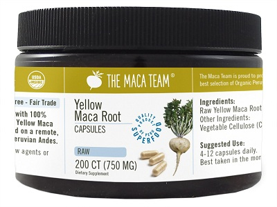 Everything The Maca Team Is Doing With Yellow Maca Root
