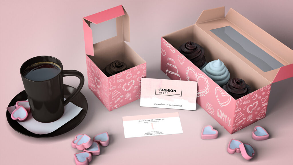 Exquisite and malleable cupcake boxes for all types of parties.