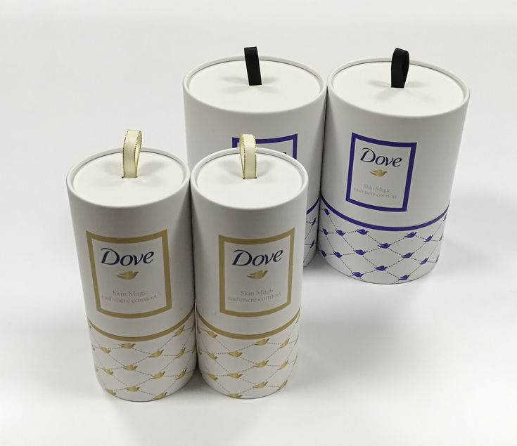 Round Candle Boxes in Cardboard Packaging Materials