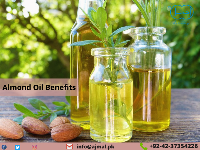 What is the Benefits of Almond Oil?