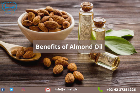 , What is the Benefits of Almond Oil?