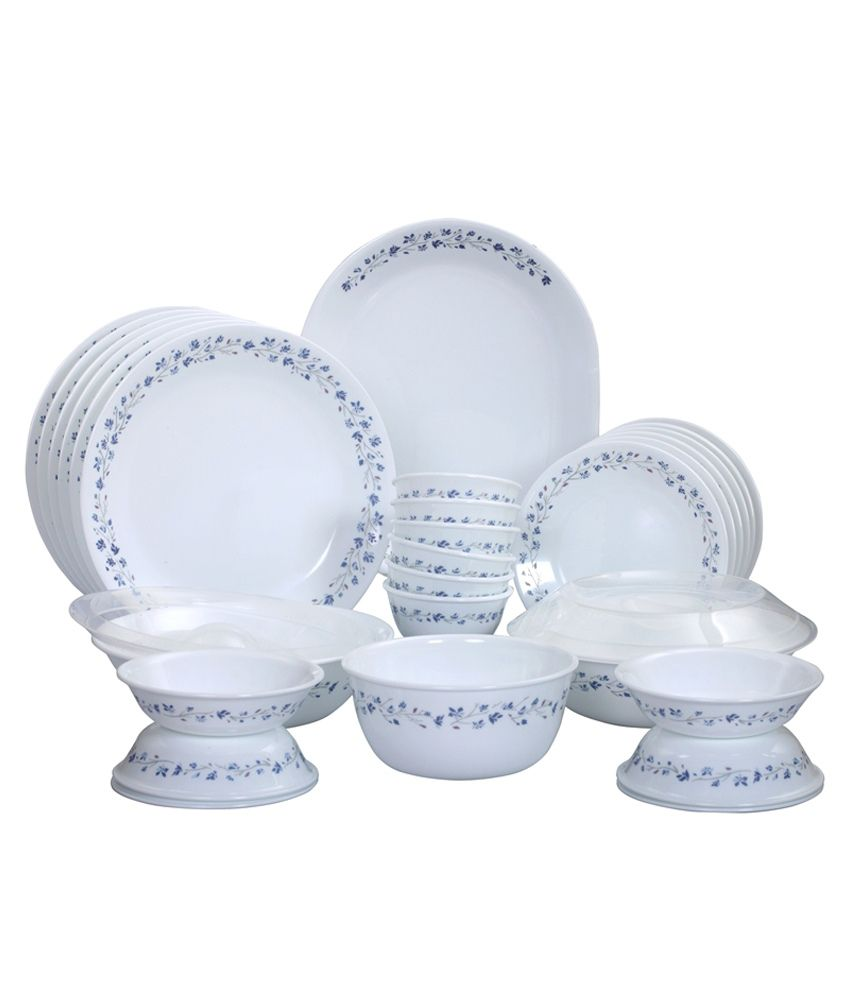 Buy glass dinner sets online at affordable rates on these websites only: 2021 edition