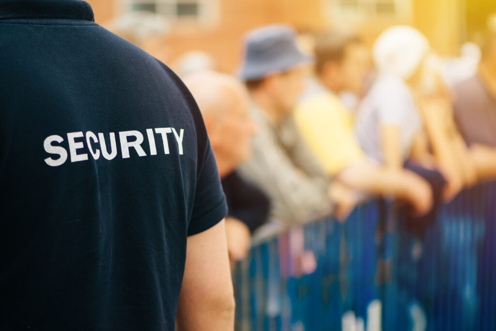 4 Types of Event Security Services Houston Texas