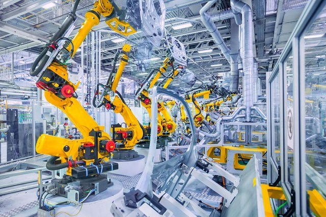 Global Industrial Automation Market Outlook: Ken Research