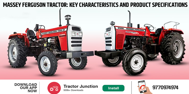 Massey Ferguson Tractor Price – Specification & Features