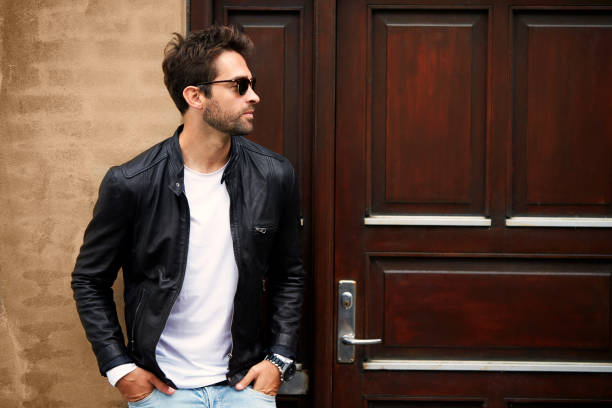 Men's Leather Jacket, Complete Guide: Men's Leather Jacket Style