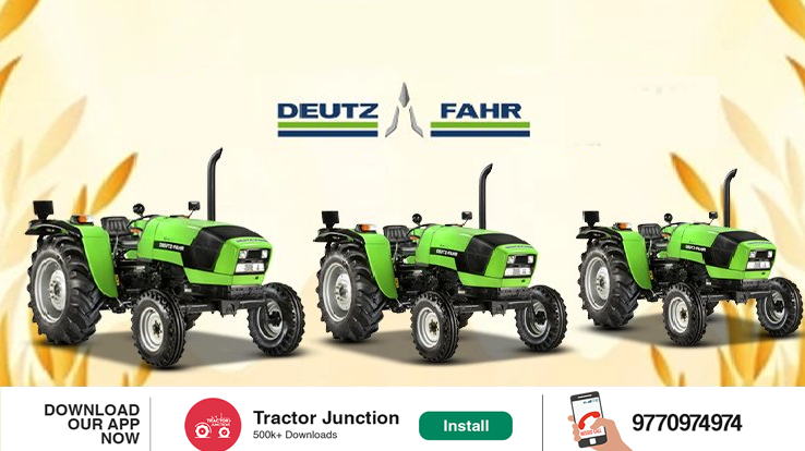 Same Deutz Fahr Tractor – Quality Features And Product Specifications