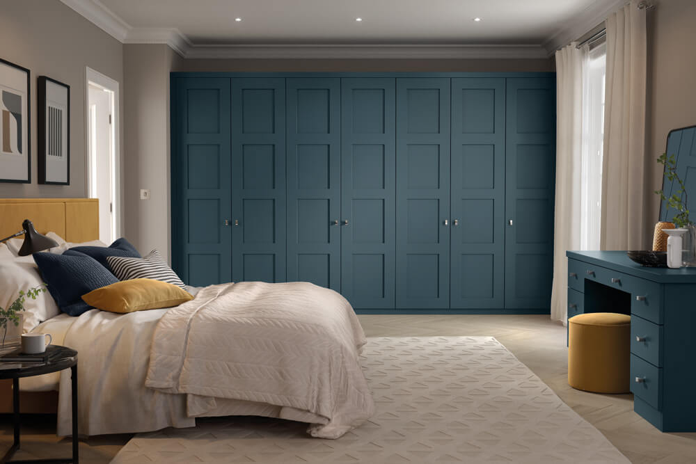 6 ideas for renovating a built-in wardrobe